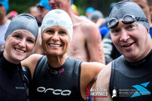 13th Annual Got the Nerve Triathlon