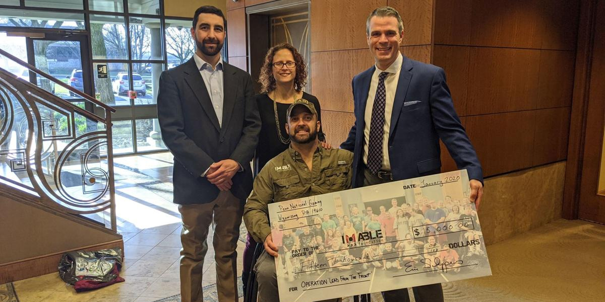Penn National Donation Gives Boost to IM ABLE Program